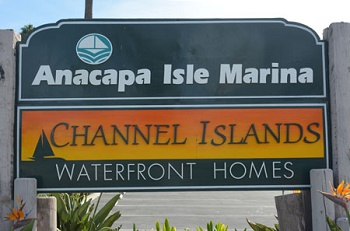 Anacapa Isle Marina in Channel Islands Harbor