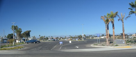 Channel Islands Harbor Boat Launch Parking - Oxnard