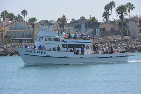 Channel Islands Harbor Things to do - Sportsfishing, Whale Watching, Island Tours.