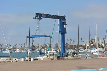 Channel Islands Landing Marina