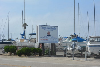 Channel Islands Landing Boatyard