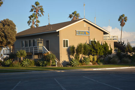 Channel Islands Yacht Club in Channel Islands Harbor.