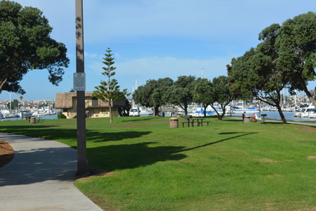 Peninsula Park at Channel Islands Harbor