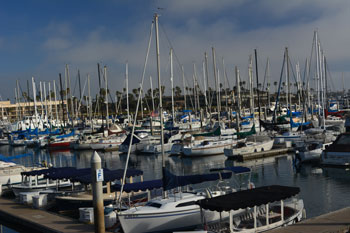 Vintage Marina in Channel Islands Harbor